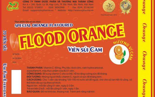 Cần phải bổ sung viên sủi vitamin C Flood Orange ngay cho cơ thể nào